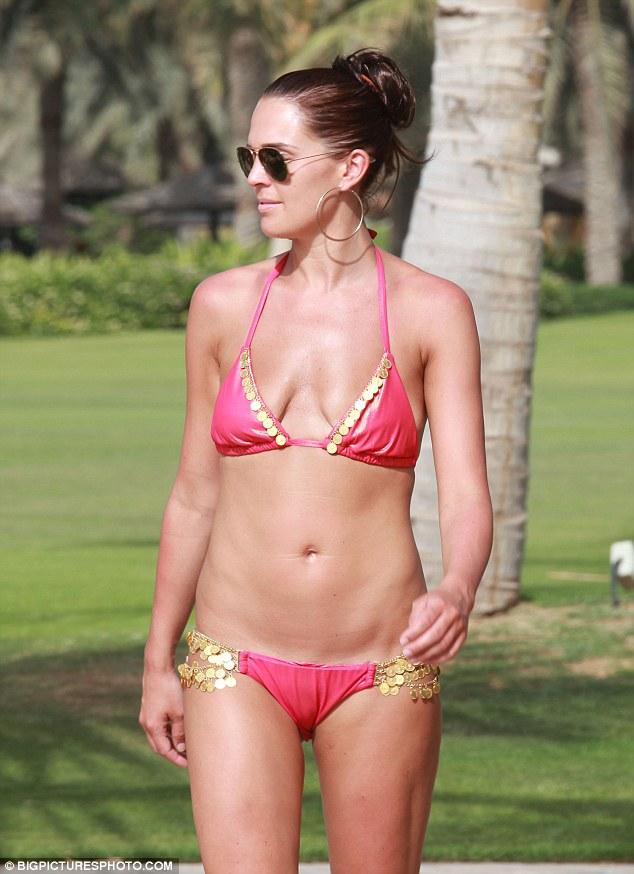 Danielle lloyd boobs