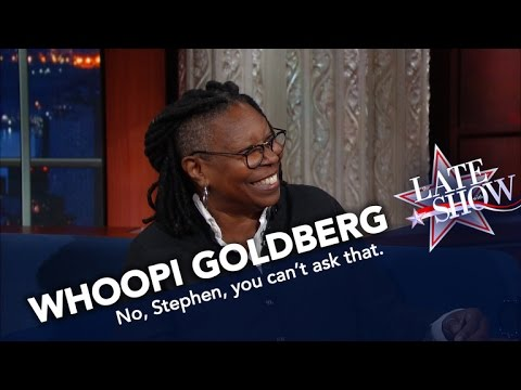 Whoopi goldberg big pussy