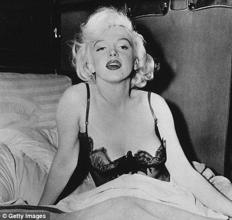 Vintage marilyn monroe nude fakes