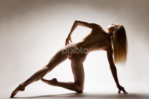 Studio art photography nudes