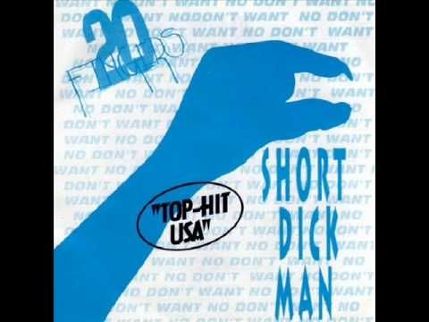 Short dick man
