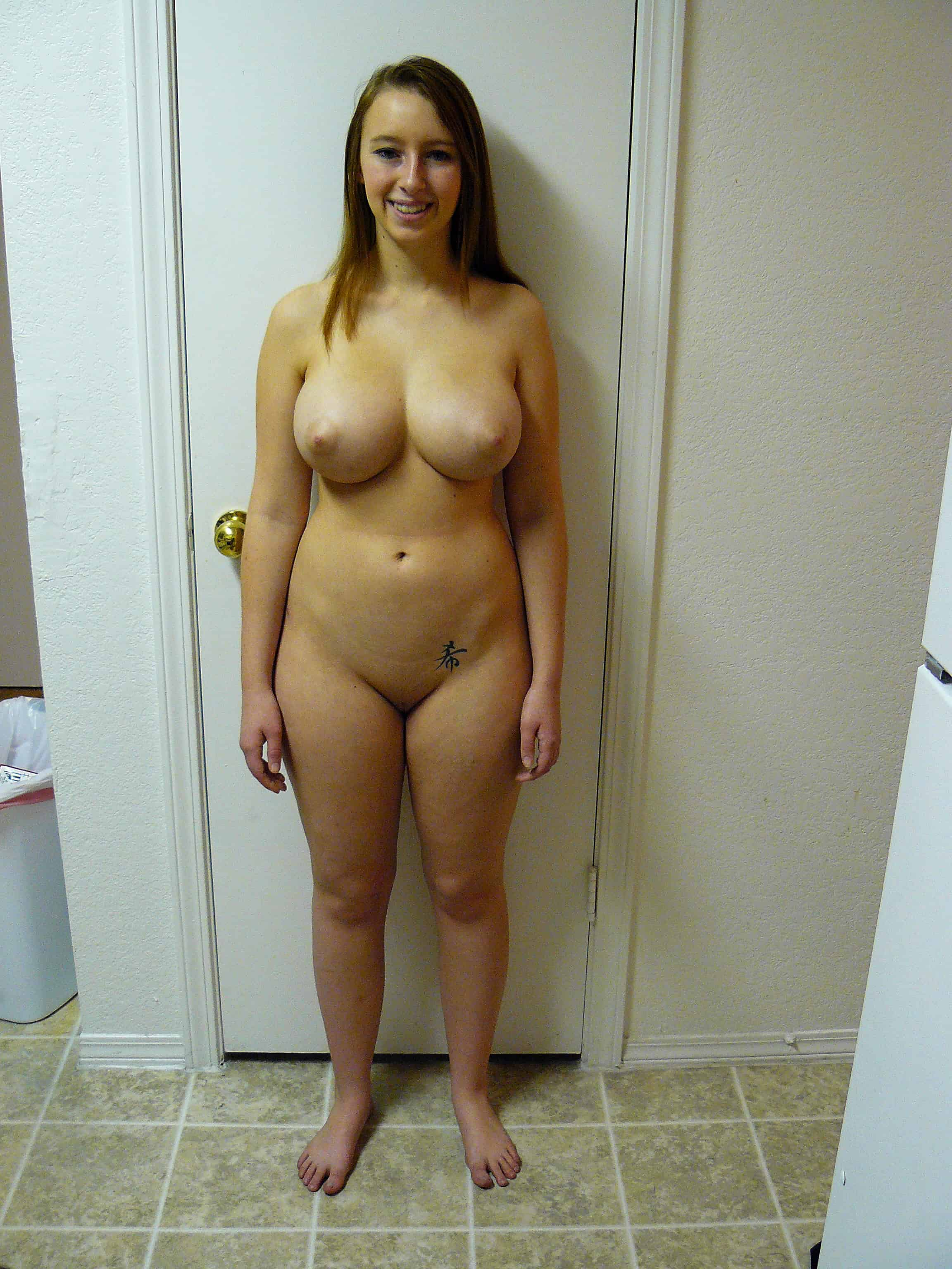 Big natural tits nude