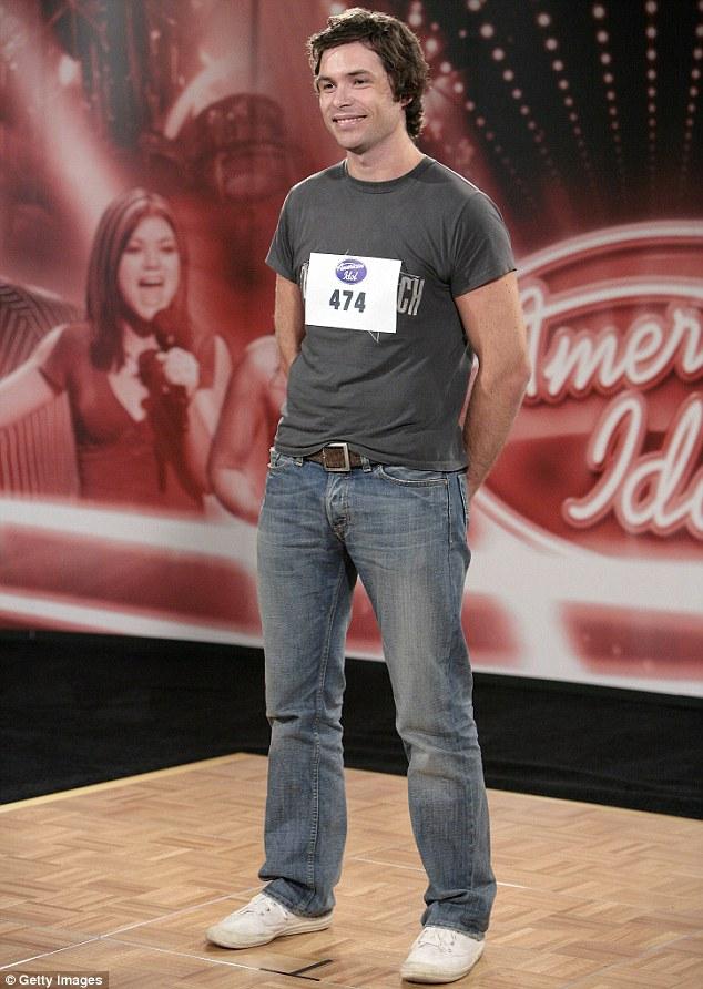 American idol contestants nude