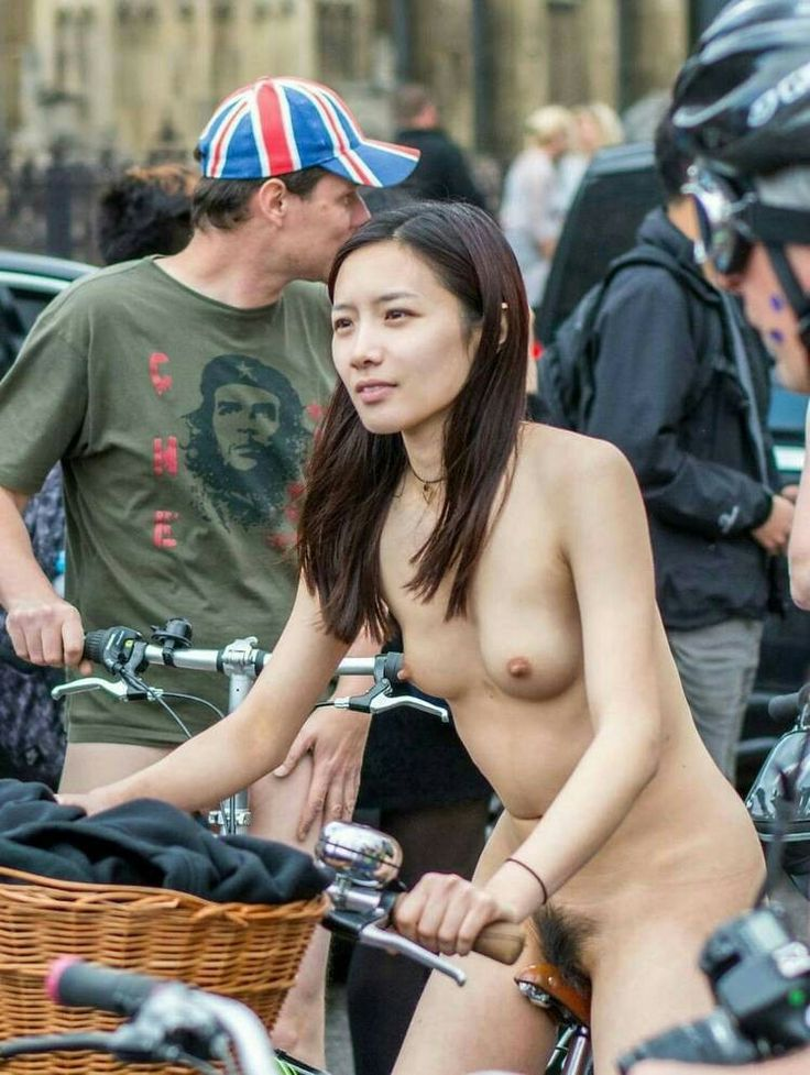 Naked bike ride london girls