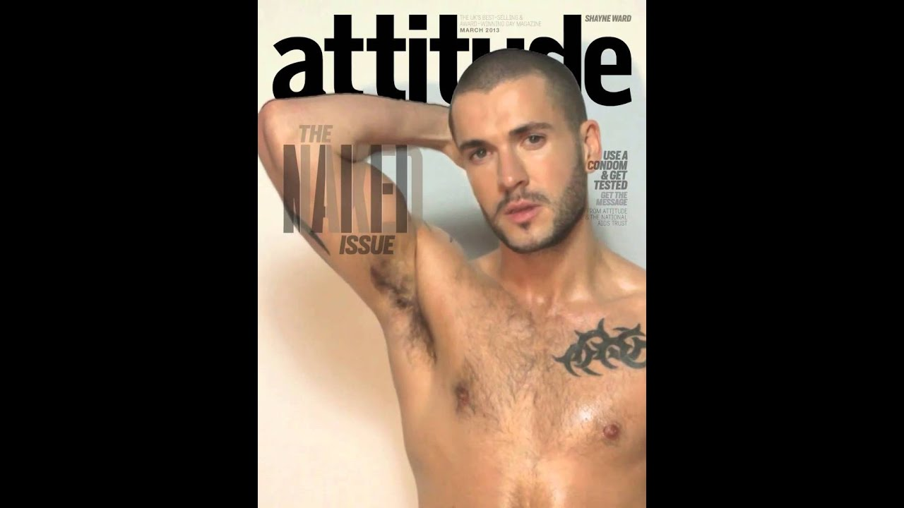 Shayne ward gay