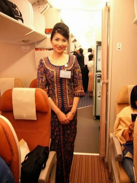airlines nude Singapore stewardess