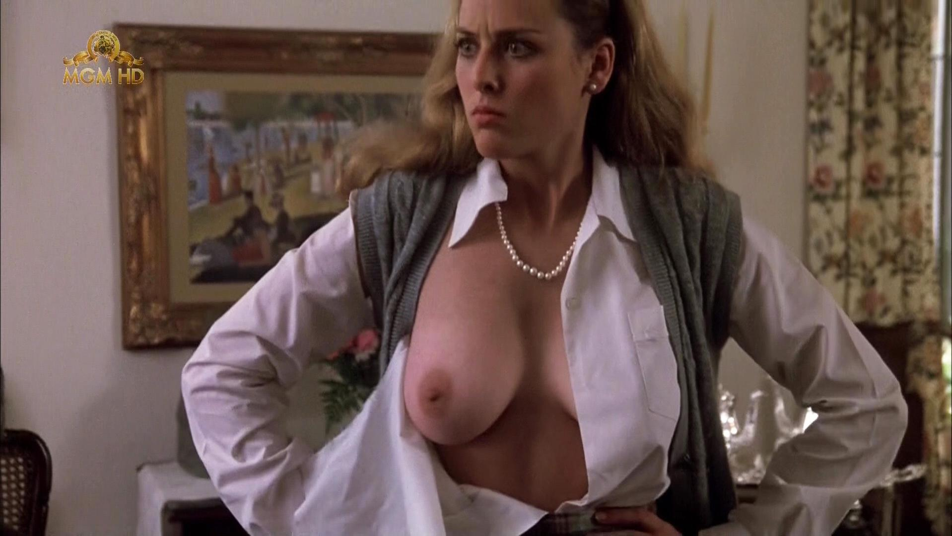 Virginia madsen nude scenes