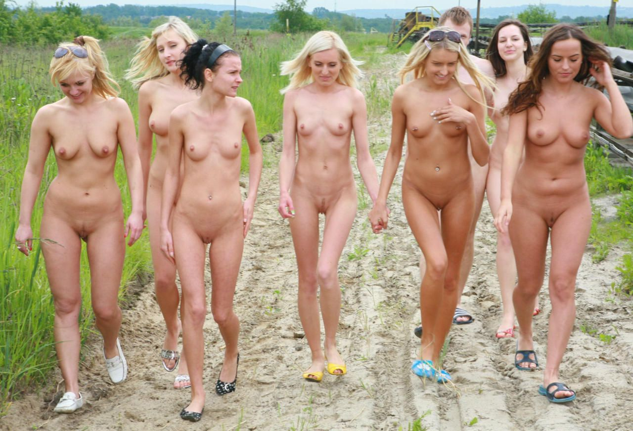 Nudist camp girls nude captions