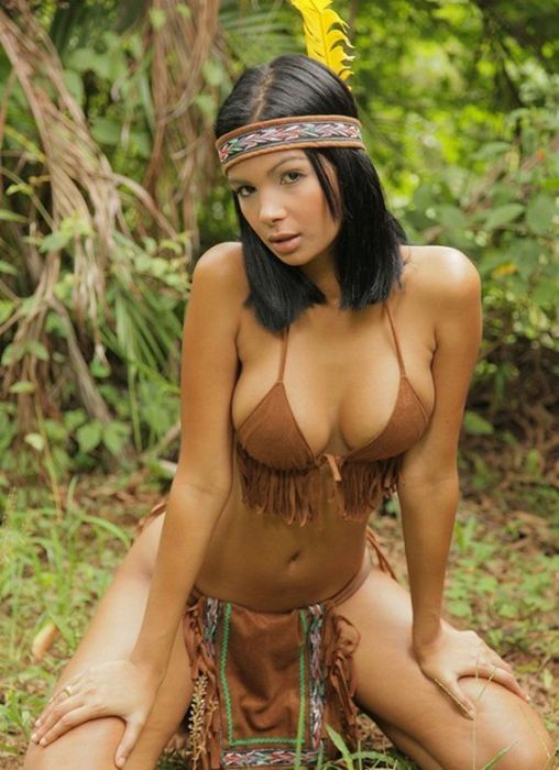 Sexy native american indian girls