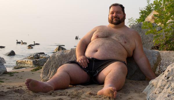 Gay chubby bears nude