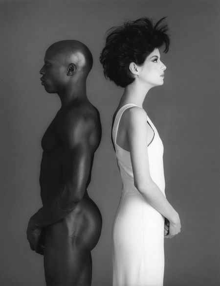 Robert mapplethorpe black cock