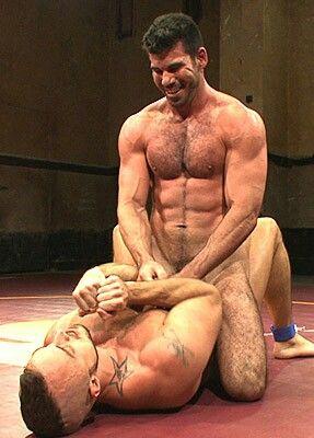 Gay bear wrestling porn
