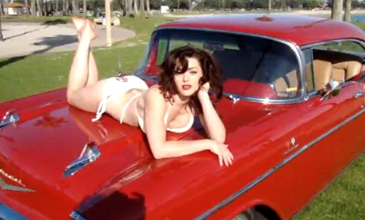 Custom cars and nude girls