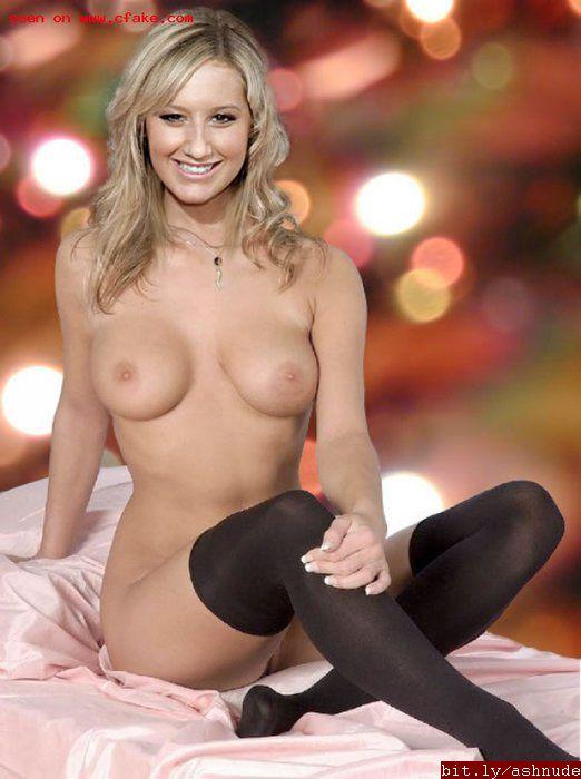 Nude ashley tisdale porn