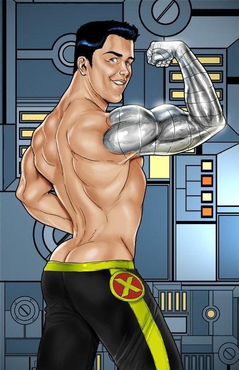 Men gay cartoon comics