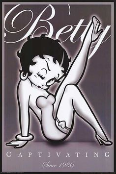 Betty boop look alike sex
