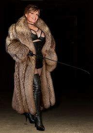 Fur coats women dildoes