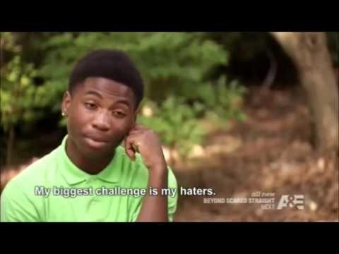 straight gay Scared boy