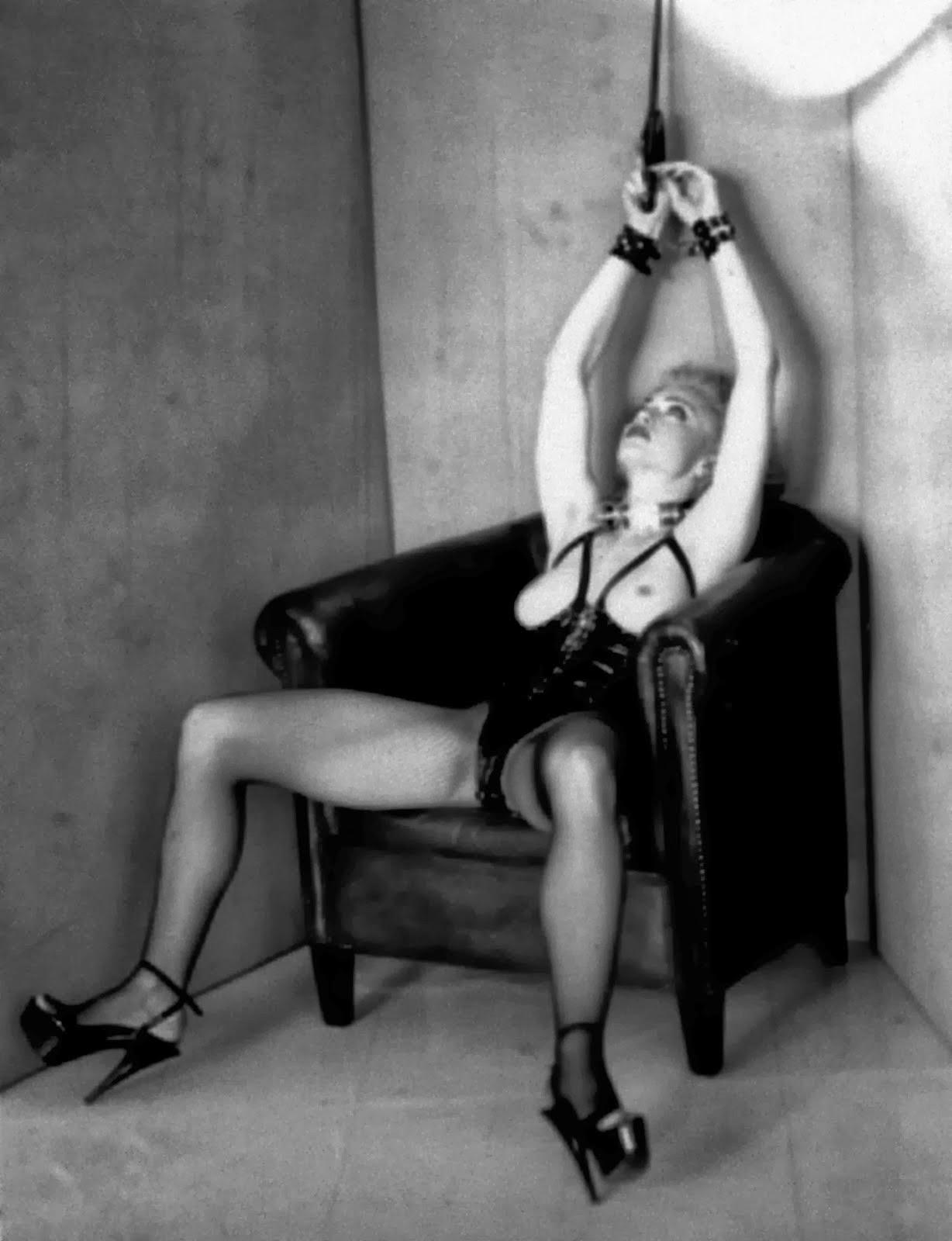 Madonna nude naked sex