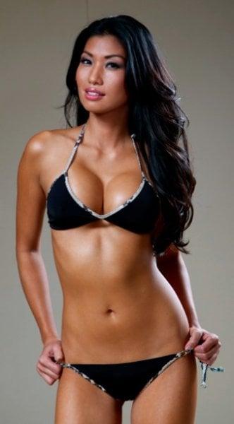 naked girl Spanish asian