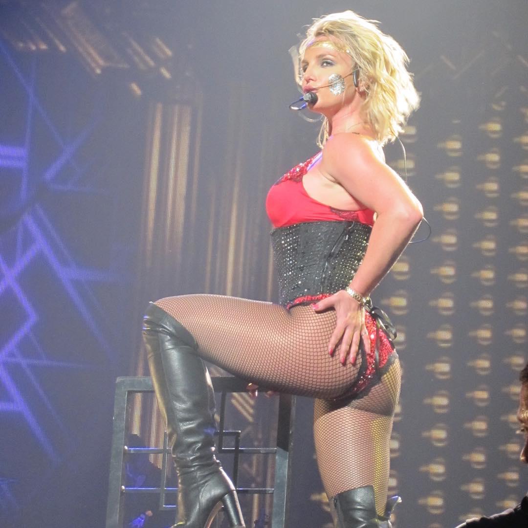 Britney spears ass