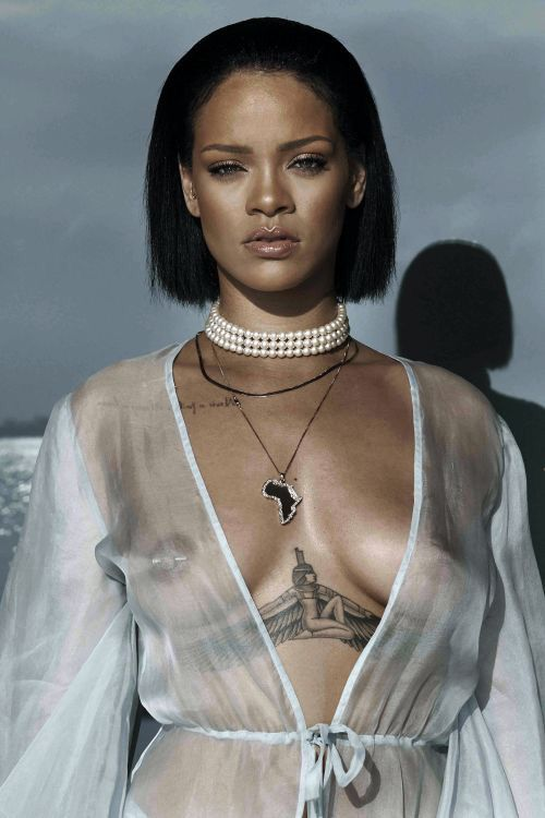 High quality rihanna nude