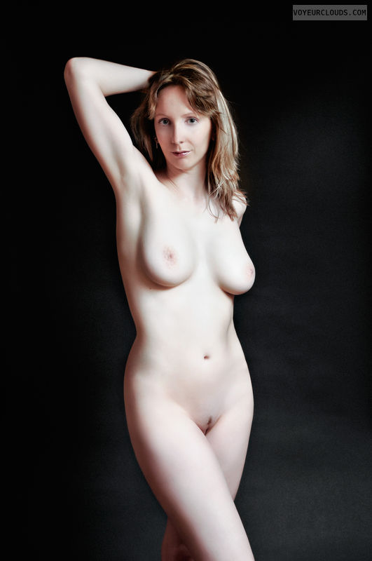 Nude girls with hard nipples