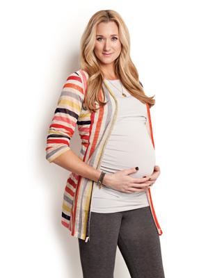pregnant Kerri walsh jennings