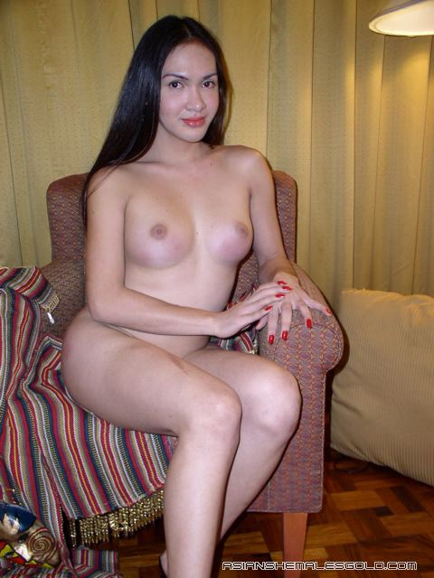Nude asian shemales