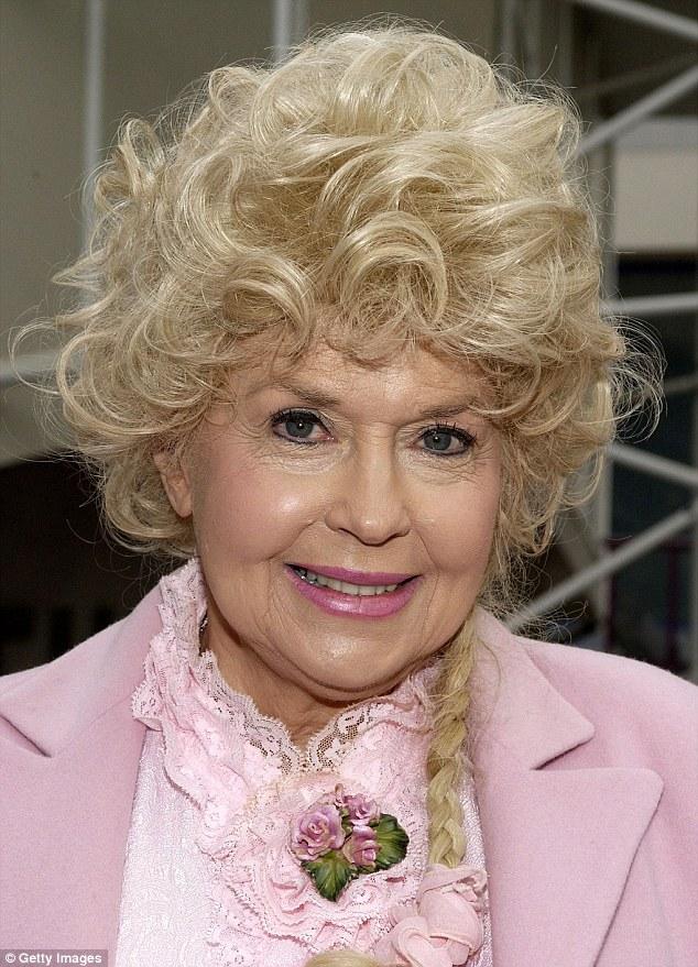 Donna dougla nude beverly hillbillies