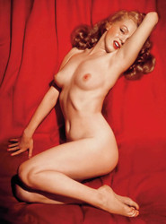 pussy Marilyn monroe hairy