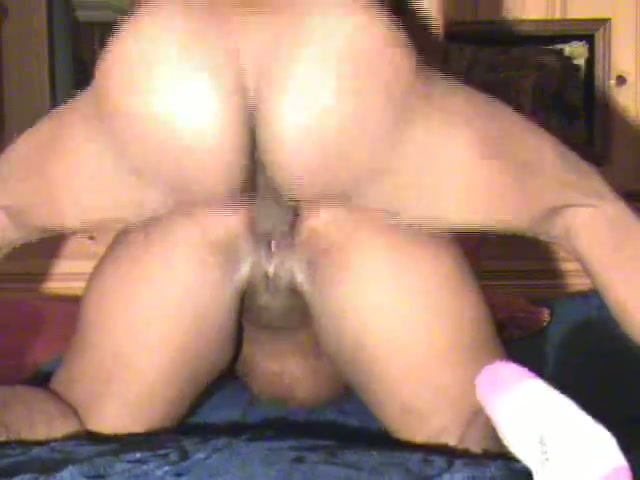My big fat white cock