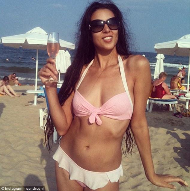beach girls on Hot bulgarian