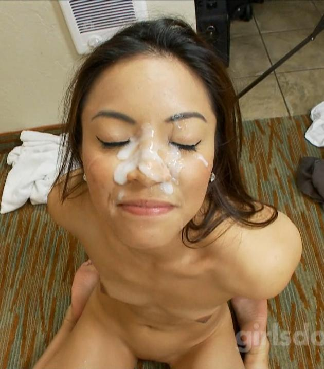 Spanish asian girl naked
