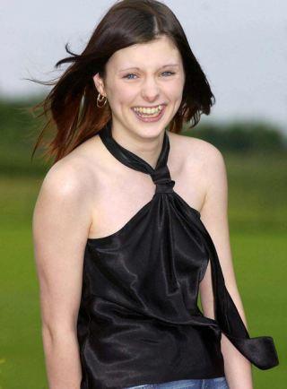 teen model Callie