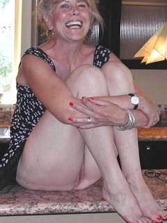 Mature old granny upskirts