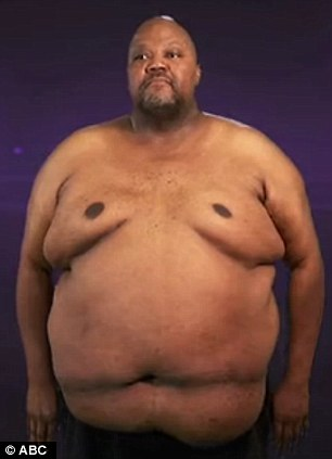ever Black fattest man