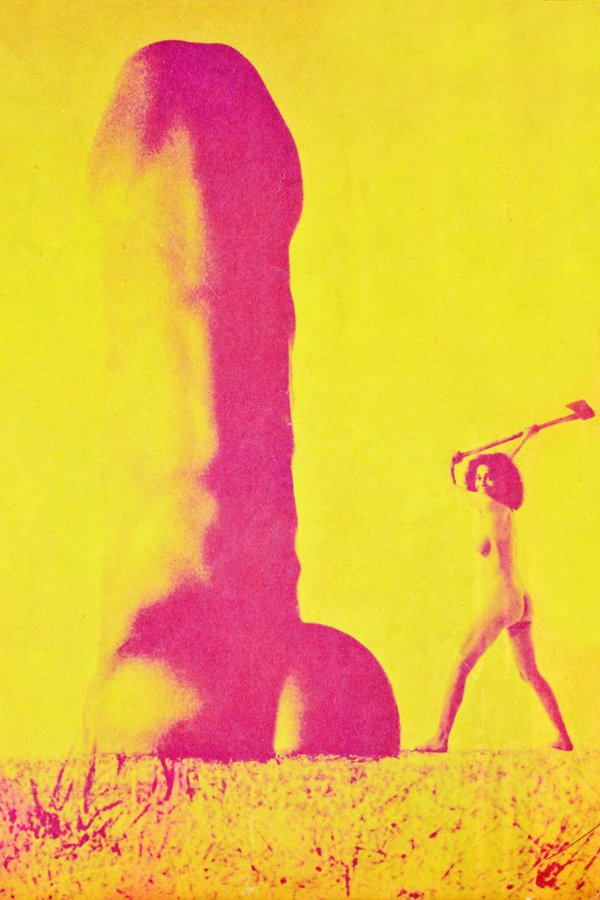 Hippie 70s sex magazine