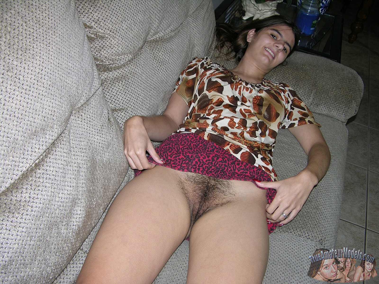 Indian hairy pussy amateur