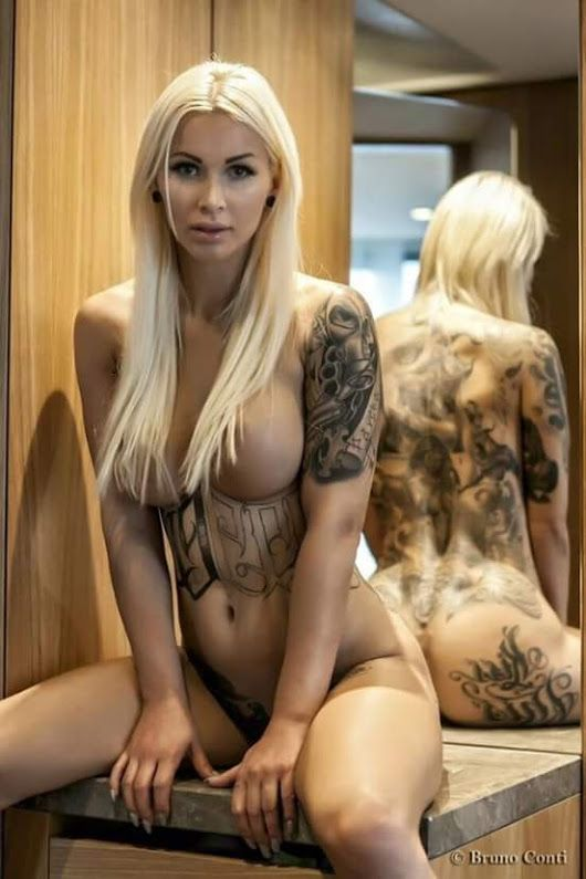 Xxx girls with tattoo your place