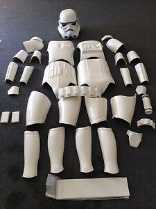 Star wars stormtrooper costume