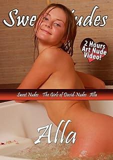 Sweet amanda nude