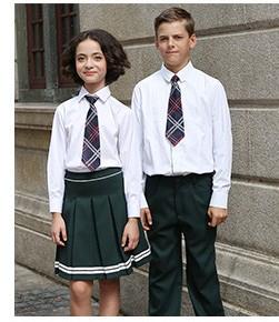 British college girl uniform