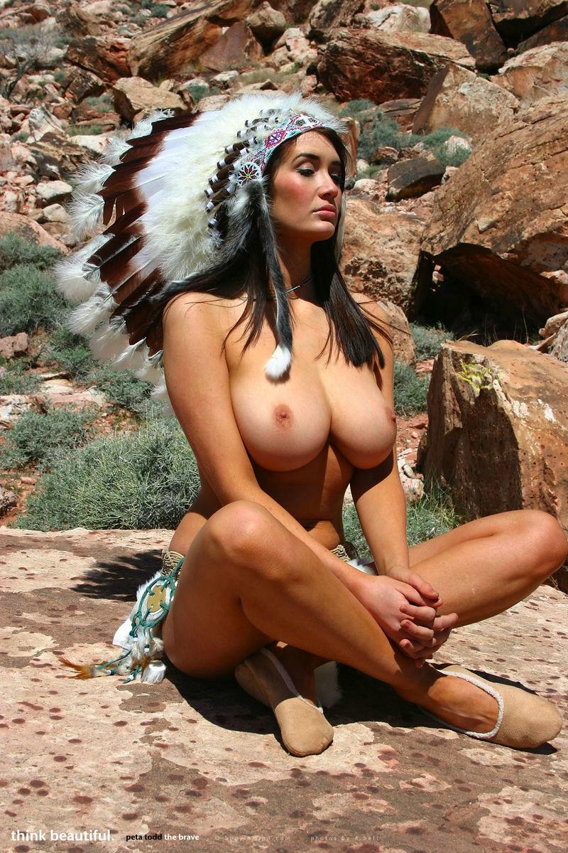 Native american girls nude fucking
