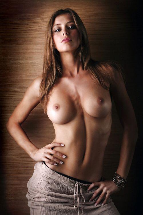 Beautiful Naked Athletic Women