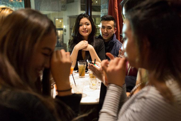 Asian girl naked new york city