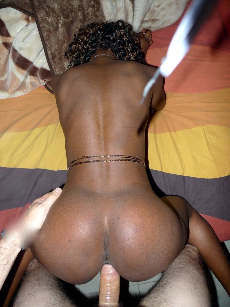 ass porn ebony Black