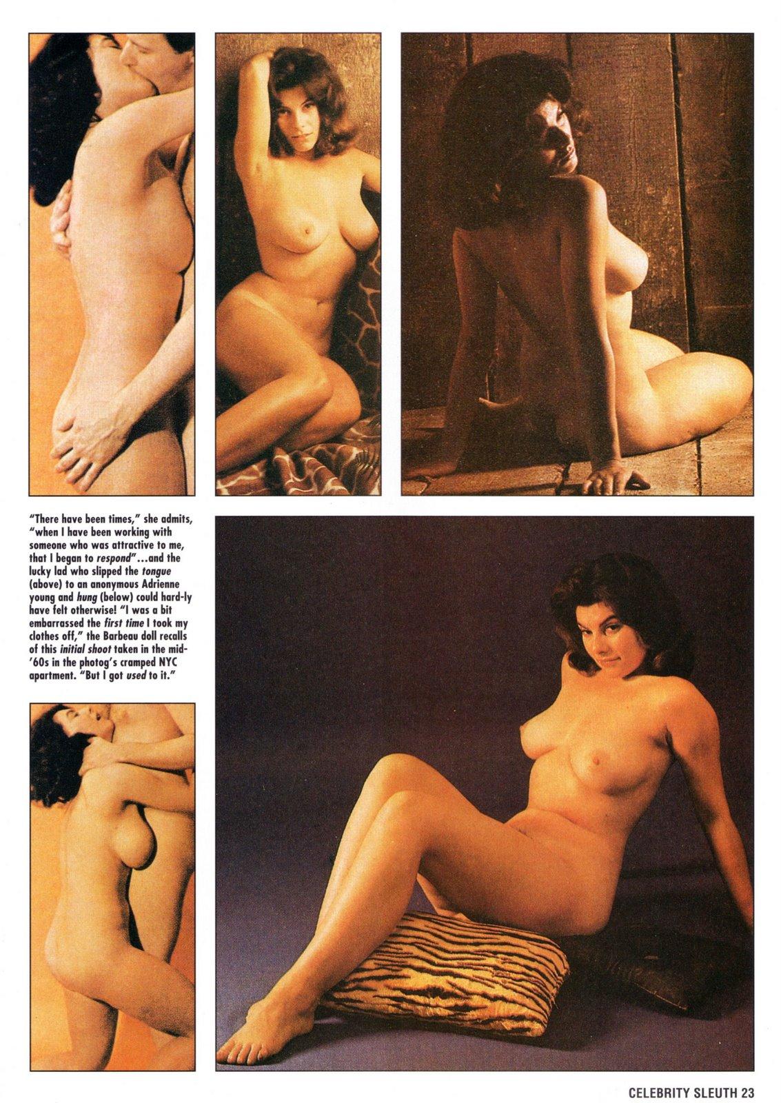 Adrienne barbeau nude sex porn