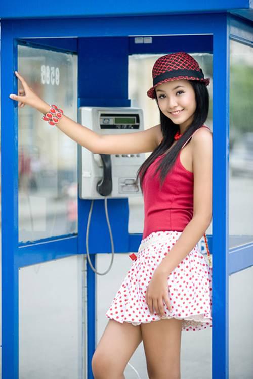Vietnam teen models