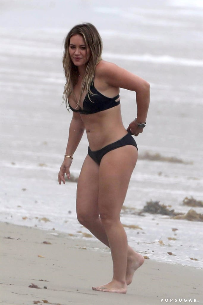 bikini Hot hilary duff